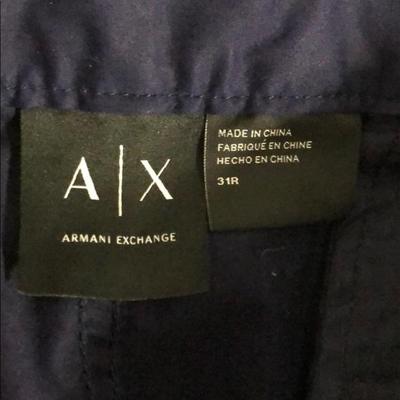 Armani Exchange Other - Armani exchange pants